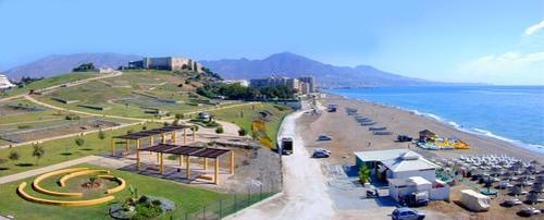 Playa del Castillo - Fuengirola