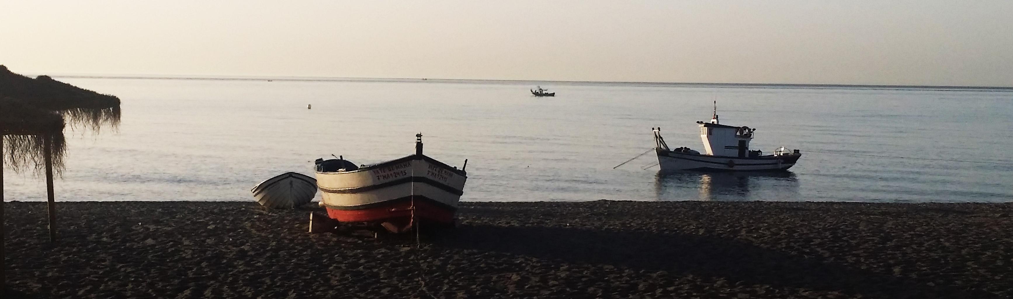 Playa de San Luis de Sabinillas