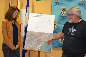 Ayuntamiento de Águilas presentación de la playa para perros