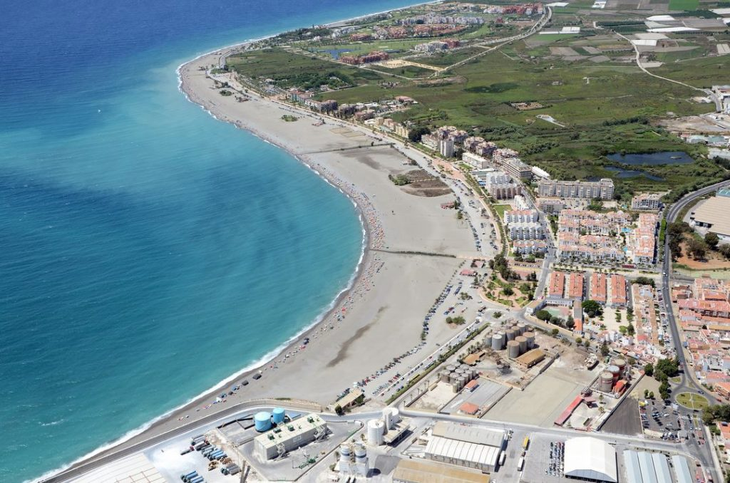Playa El Cable - Motril - Granada