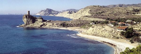 Playa para perros - Playa del Xarco - Villajoyosa