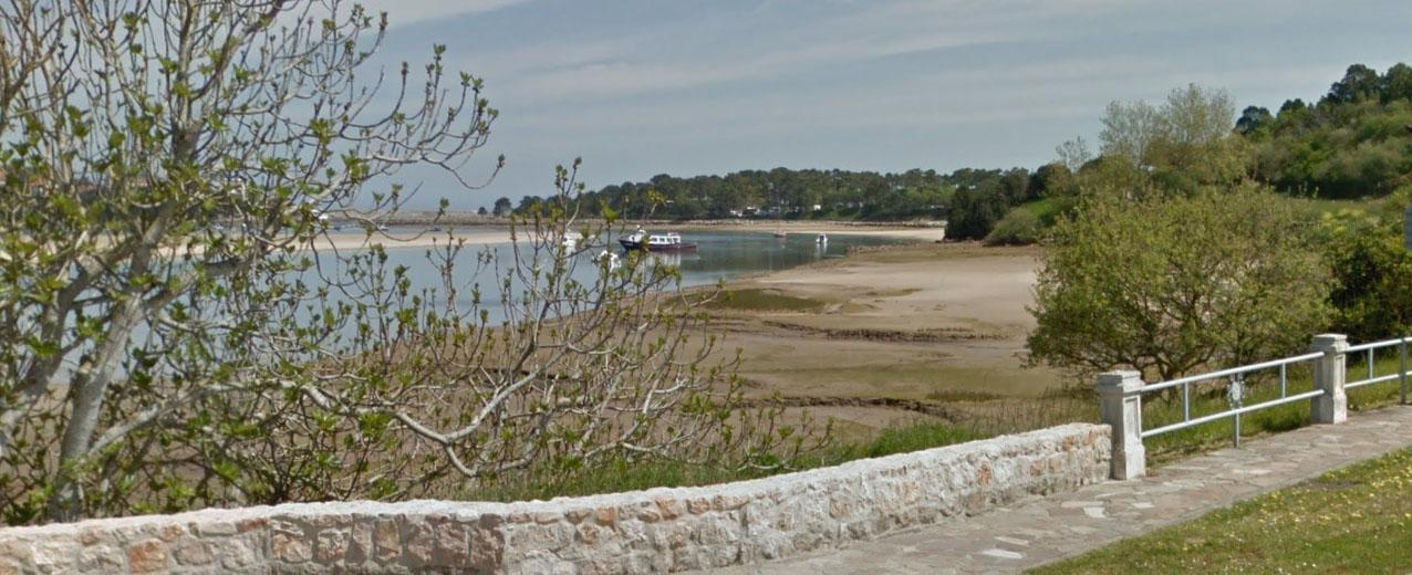 Playa para perros La Maza - San Vicente de la Barcquera