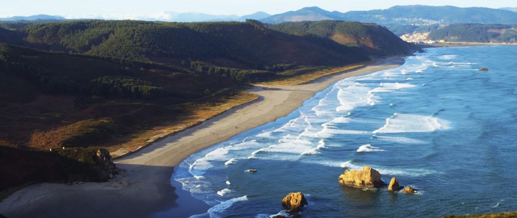 Playas para perros - Playón de Bayas - Castrillón - Asturias