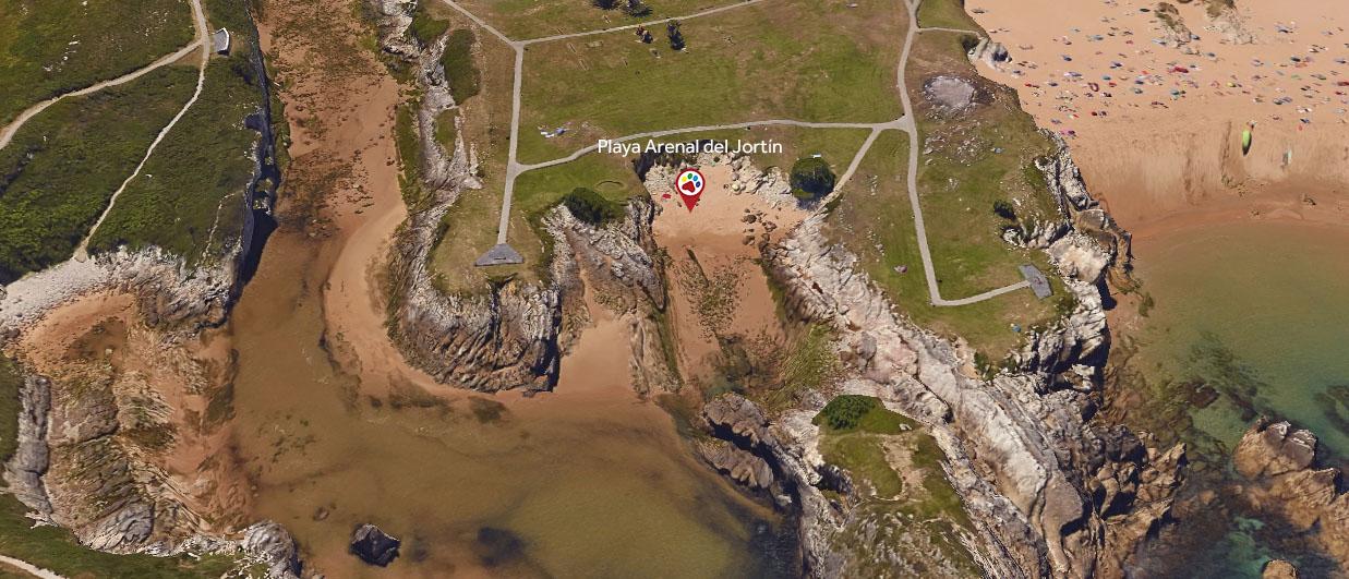 Playa Arenal del Jortín