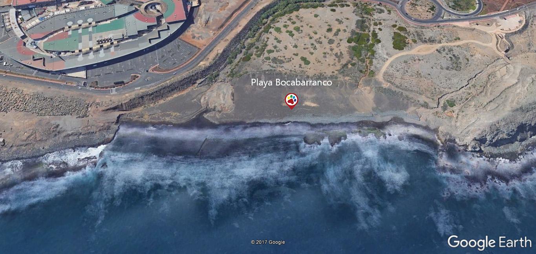 Playas para perros en Las Palmas de Gran Canaria - Playa Bocabarranco