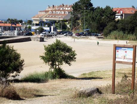Playas para perros en Galicia - Pontevedra - O Grove - Playa canina