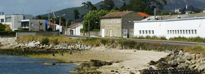 Playas para perros - Playa de O Castelete - Viagarcia de Arousa - Pontevedra