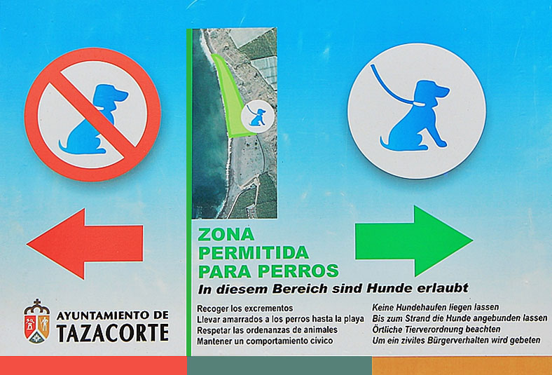 Playas para perros en La Palma - Tazacorte - Playa Los Guirros